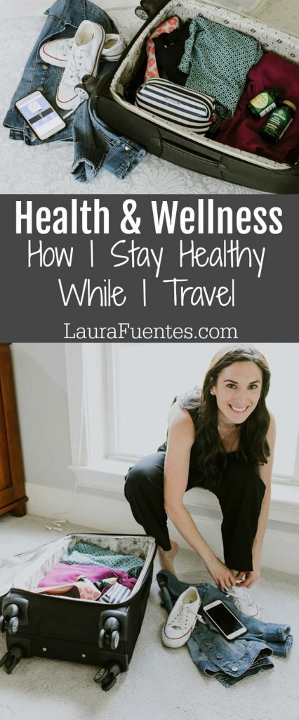 How to stay healthy while you travel and how to choose the right probiotic for you with an easy quiz! http://bit.ly/LFSwanson2