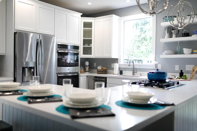 Designing the Studio's Modern Kitchen - The BIG reveal is here!