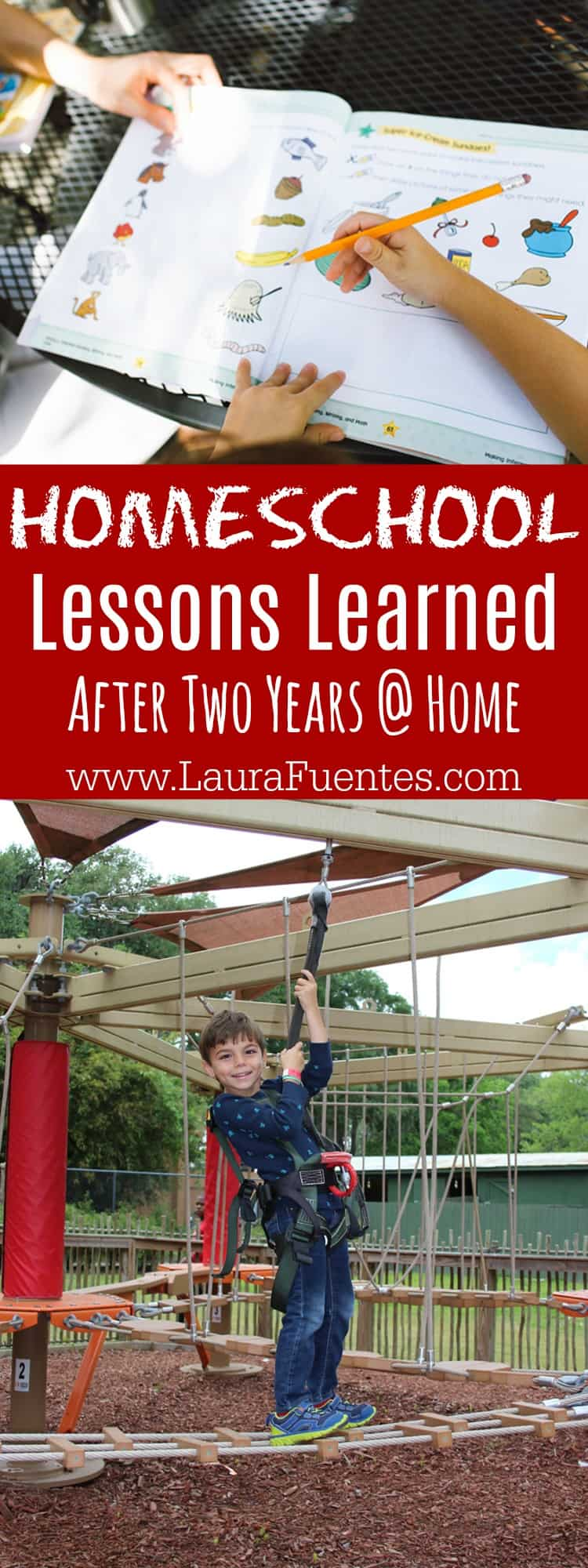 After two years of homeschooling, these are the lessons I've taken away.