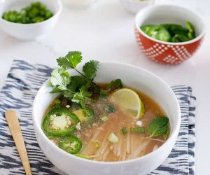 DIY Easy Homemade Pho