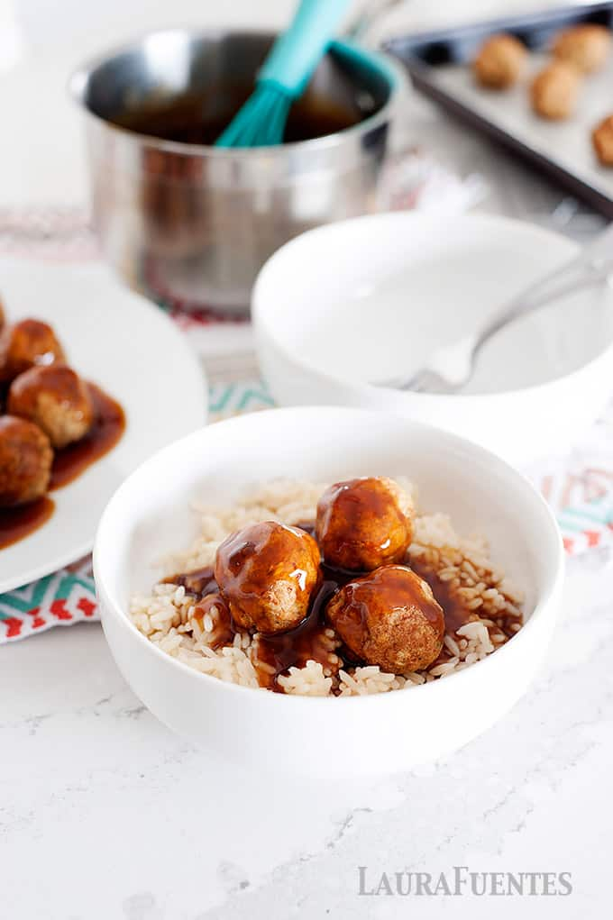 sweet and sour turkey meatball recipe