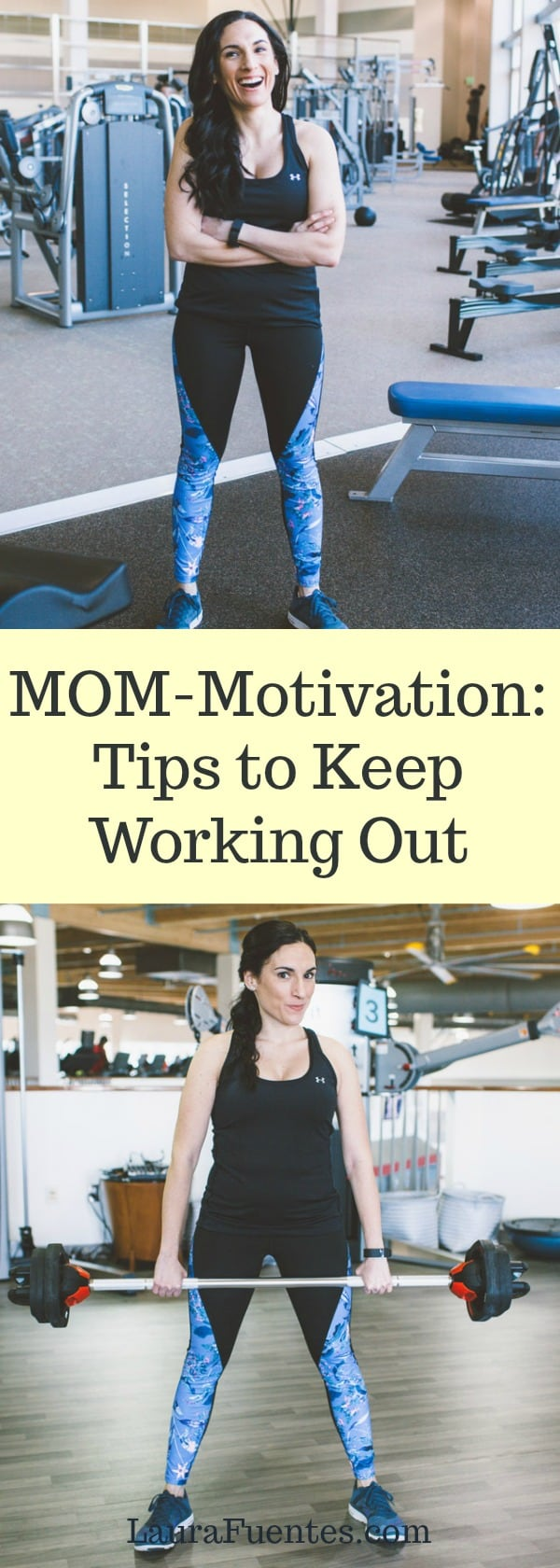 I'm a mom to 3 kids and busy as all h3ll. And these are my tips to staying motivated to work out after January, when everyone at the gym seems to not come as regularly