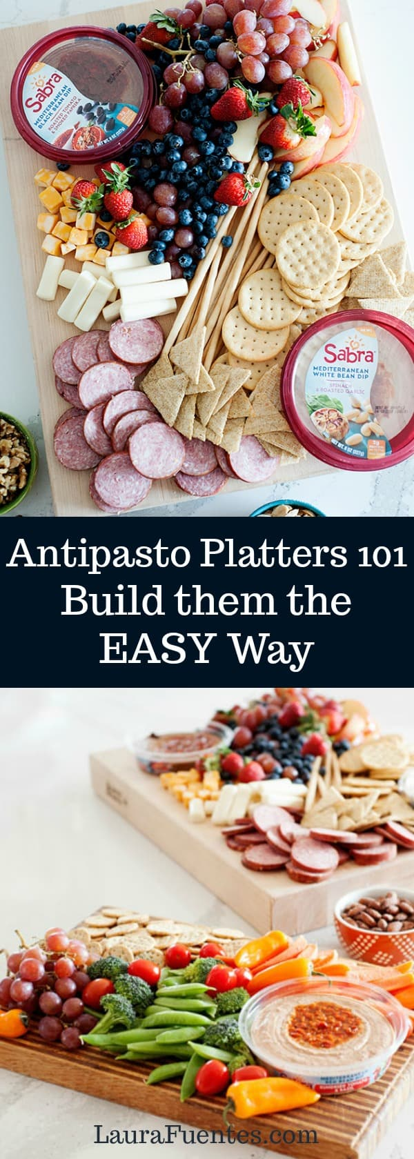 Wondering what goes into an antipasto platter? Check out this step-by-step post.