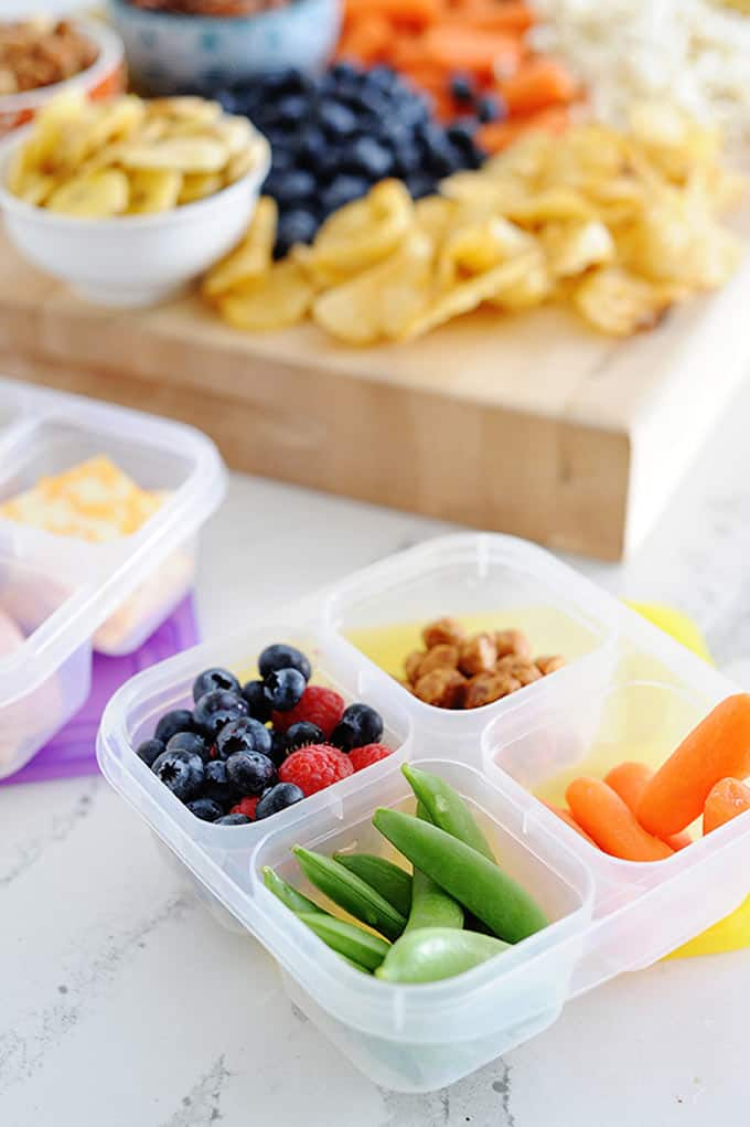 deep river snack boxes