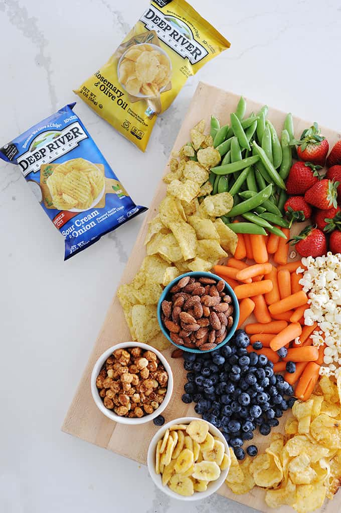 deep river snacks