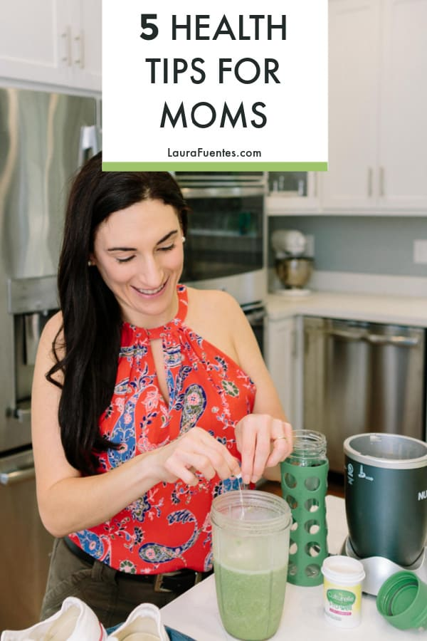 Doing good as a mom means taking care of our families and ourselves. Along with Culturelle and these 5 tips we show you how you can stay healthy and balanced as a mom! #ad #BeGoodInside