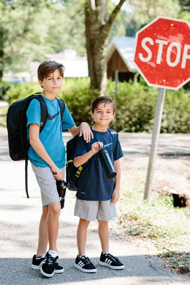 Getting the Kids Back-to-School Ready