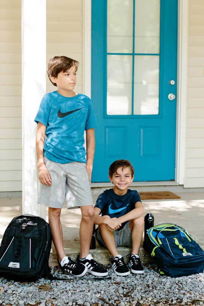 Back to school athletic styles with @Academy