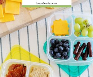 from charcuterie boards to lunchboxes - use your snack board as lunch