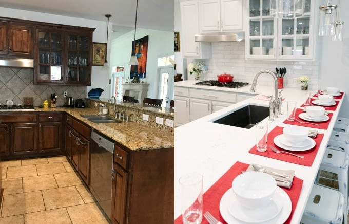Whats The Best Sink Material For A Kitchen Update Laura Fuentes