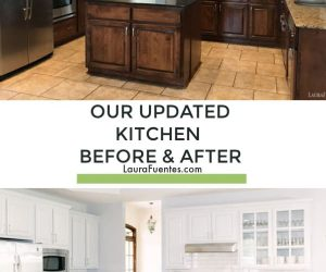 updating our kitchen cabinets