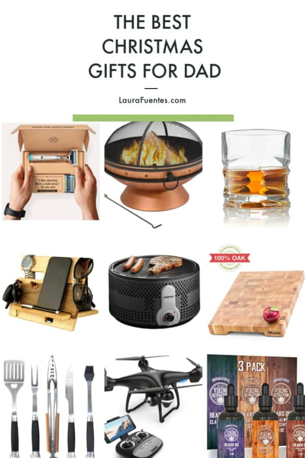 Best Gift Ideas for Dad {Even If He Already Has Everything}