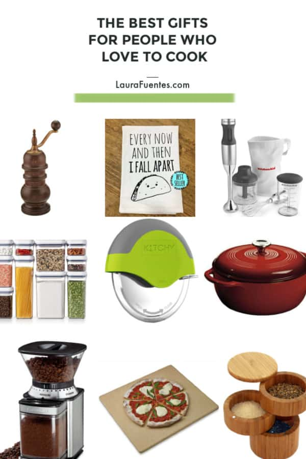 Christmas Gifts For Those Who Love To Cook