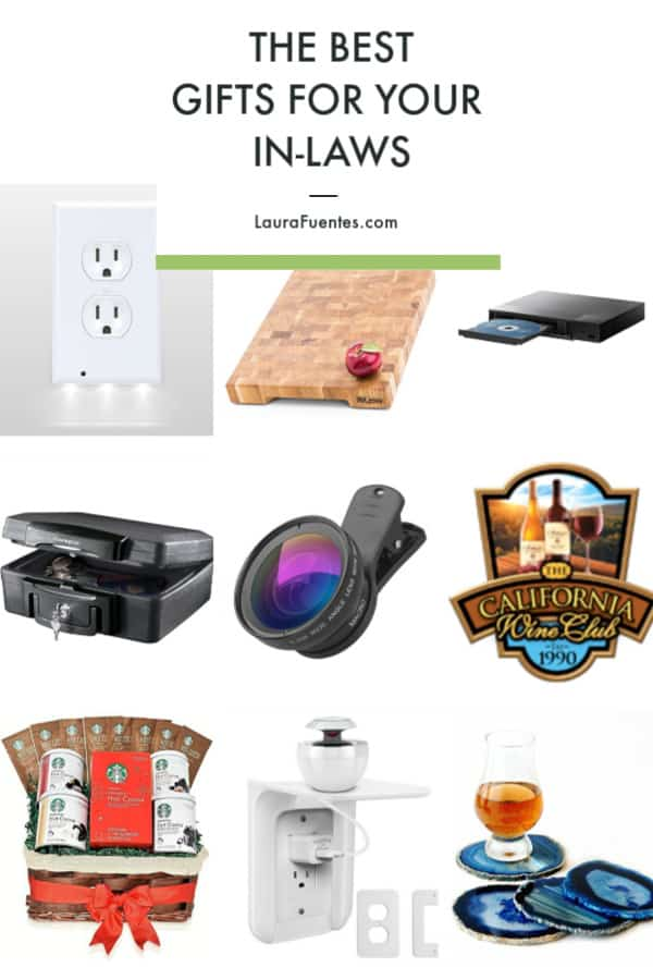 In Laws Gift Guide