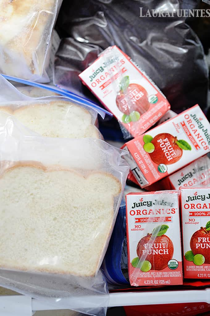 lunch hacks for back to school