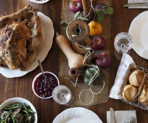 Everything you need to know about hosting Thanksgiving