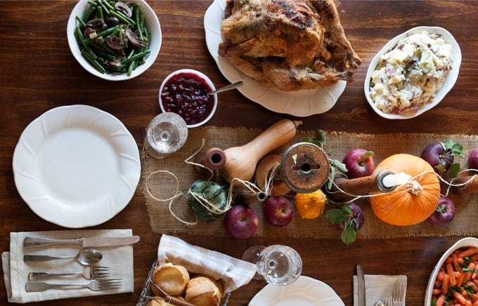 the best gifts for the thanksgiving host
