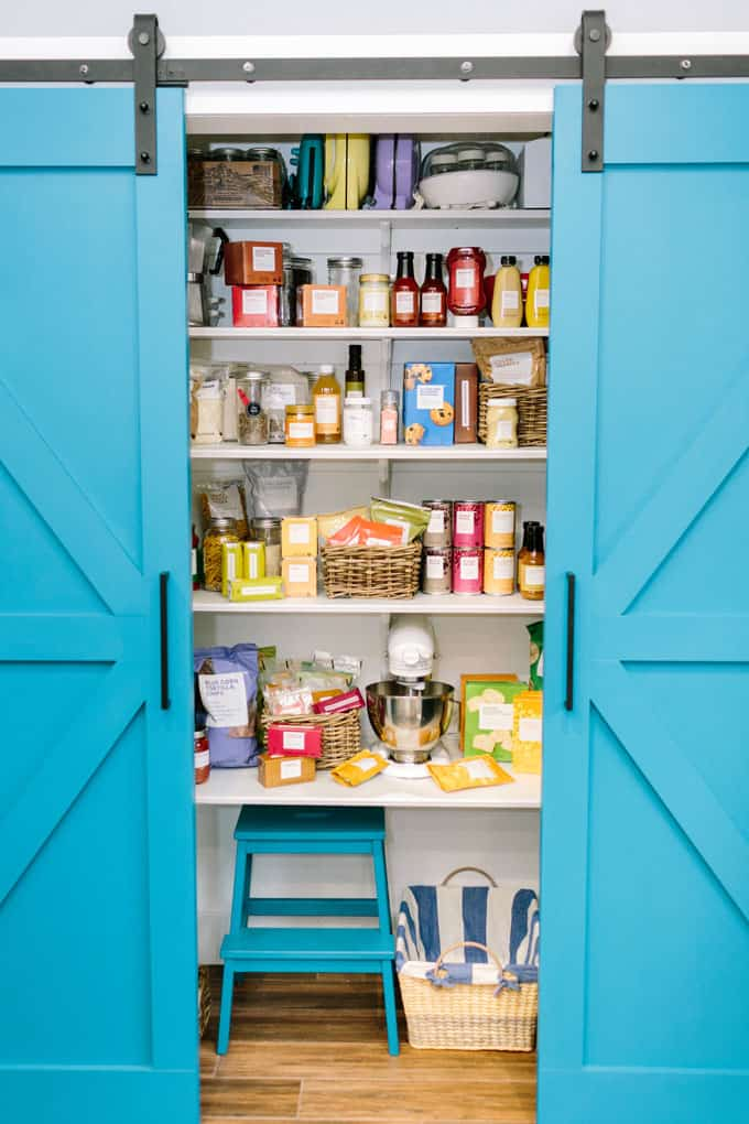 Brandless review pantry