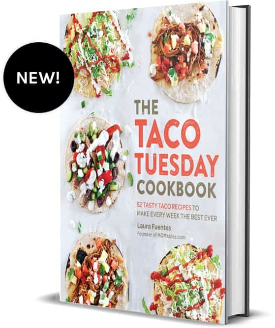 Taco Tuesday Cookbook Cover