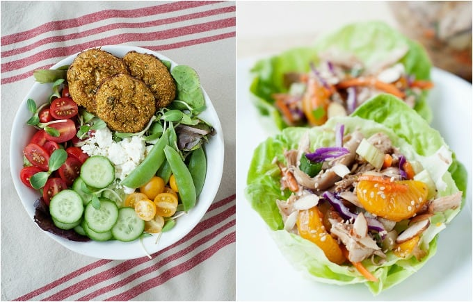 healthy whole30 lunches