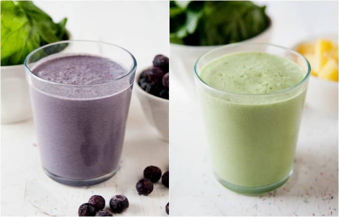 whole30 smoothie recipes
