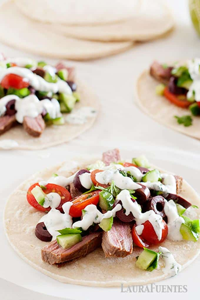 Flank Steak Taco Recipe