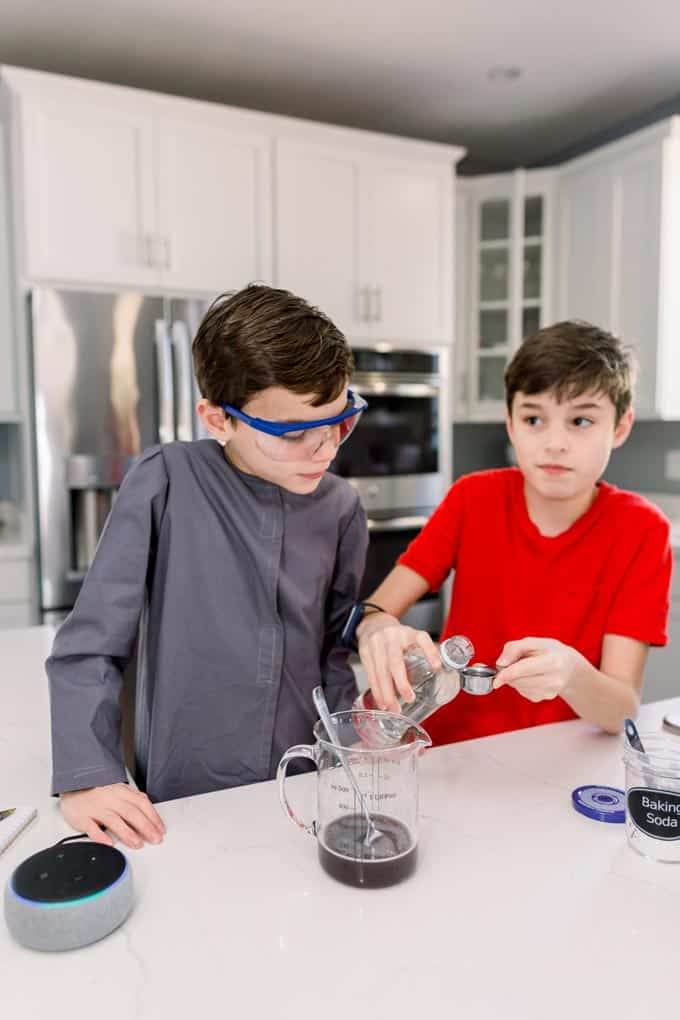 science experiements for kids