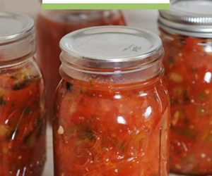 red salsa canned