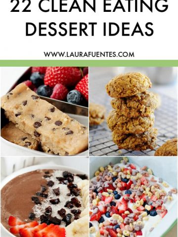 22 Healthy Treat Recipes