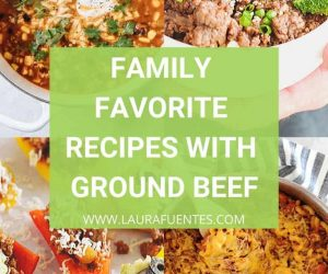 Image: Collage of ground beef recipes