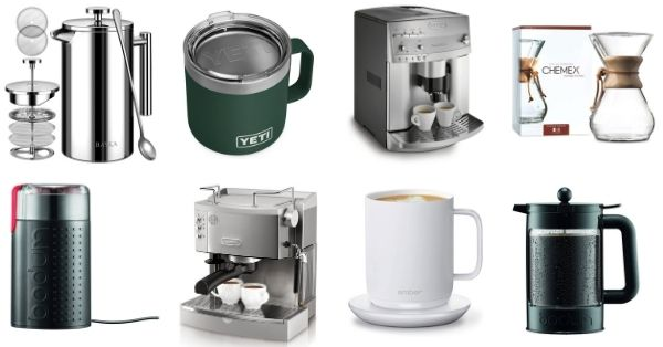 gifts for dads that love coffee