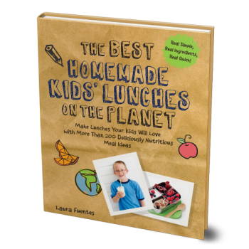 the best homemade kids' lunches on the planet cookbook