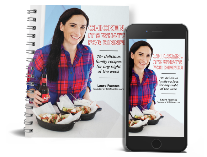 chicken book on phone and in print
